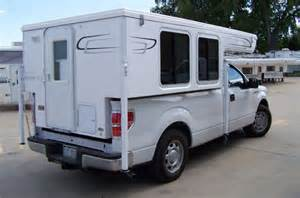 Pop-Up Truck Campers
