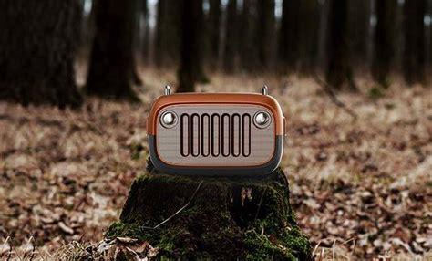 jeep inspired outdoor waterproof bluetooth speaker