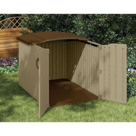 Suncast Resin Glidetop Outdoor Storage Shed Bms4900 by C 243 Digo Bms4900