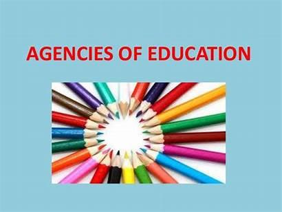 Agencies Education Slideshare