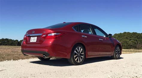 2016 Nissan Altima by Road Test Review 2016 Nissan Altima Sl Fresh For