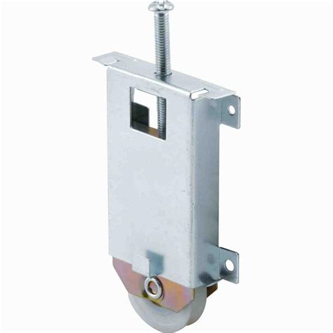 prime line bypass wardrobe mirror door roller assembly n