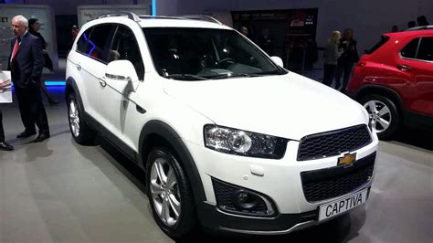 2015 Chevrolet Captiva  Pictures, Information And Specs