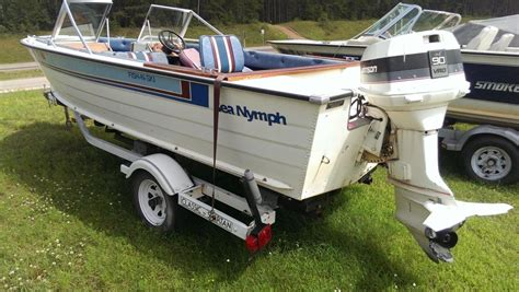 Nada Sylvan Boats by Sea Nymph Ss 175 Boats For Sale