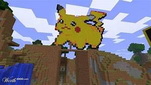 Minecraft Feuerwerk Bunt Machen : pok mon in minecraft nachgebaut pikachu und co im pc ~ Lizthompson.info Haus und Dekorationen