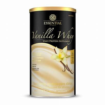 Whey Essential Vanilla Nutrition 450g Protein Lata