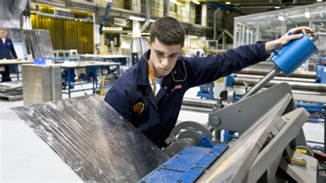 sheet metal worker maritime barrow bae systems
