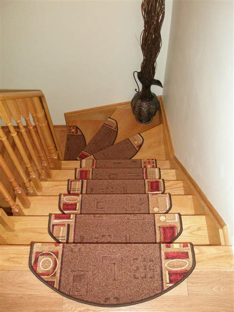 carpet runners for stairs stair runner carpet casual cottage