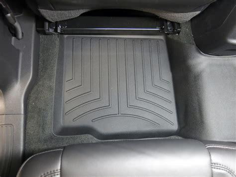 2017 Ford Explorer Weathertech 2nd Row Rear Auto Floor Mat