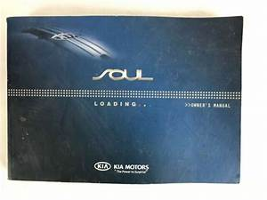 2011 Kia Soul Owners Manual Paperback  Free Shipping
