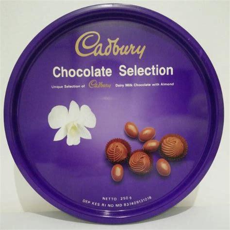 kaleng cadbury jadul shopee indonesia