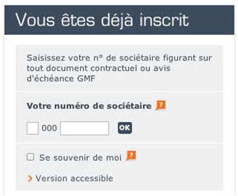 www gmf fr espace en ligne assurance vie gmf - Gmf Paiement En Ligne