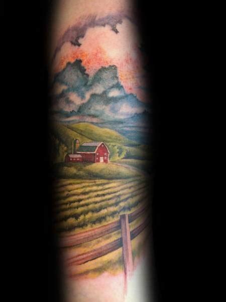 Bicep Tattoos farming tattoos  men agriculture design ideas 450 x 600 · jpeg
