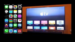 How To Use Your Iphone As An Apple Tv Remote Control