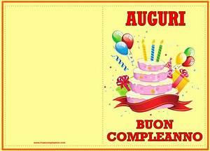 Biglietti Auguri Compleanno Spiritosi Da Stampare YO38