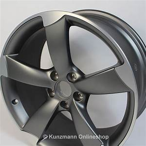 Felgen Für Audi A3 : original audi rotor felgen felgensatz 19 zoll anthrazit ~ Kayakingforconservation.com Haus und Dekorationen