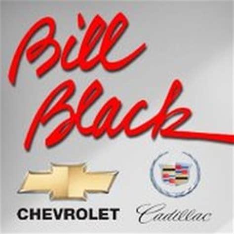 Bill Black Chevrolet Cadillac  Riparazioni Auto  601 E