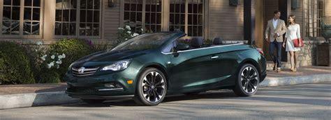 2018 Buick Cascada Luxury Convertible Buick