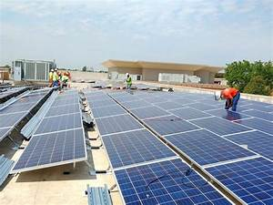 Solar Panels Installed At Valley View Schools ...