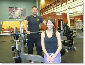 Jessica Monreal – Tai Zen's Last Client At Gold's Gym ...