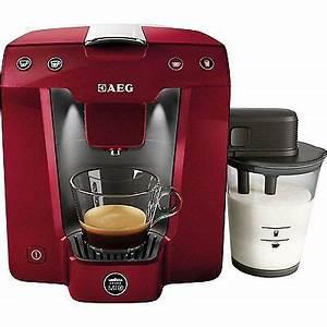 Aeg Favola Cappuccino : aeg lavazza a modo mio favola cappuccino coffee machine metallic red kitchen new ~ Frokenaadalensverden.com Haus und Dekorationen