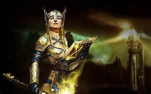 Rift, Games, Fantasy, Warrior, Sword, Girl, Armor, Fo, Wallpapers, Hd, Desktop, And, Mobile, Backgrounds