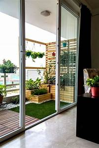 Inspiring Small Apartment Balcony Ideas You Will Love It