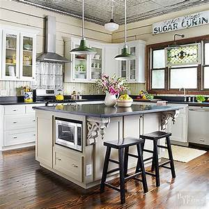 vintage kitchen ideas With kitchen colors with white cabinets with world market metal wall art