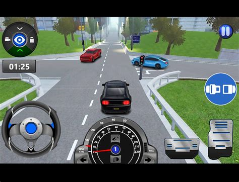 driving school  highway road apk   simulation game  android apkpurecom