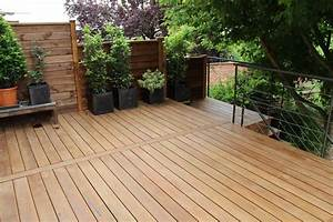idee amenagement terrasse exterieure 9 cr233ation et With idee amenagement terrasse exterieure