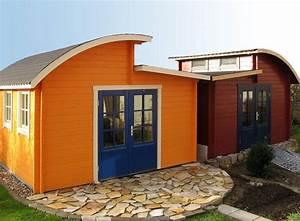 Gartenhaus Design Flachdach : design gartenhaus kaufen bauen ~ Sanjose-hotels-ca.com Haus und Dekorationen