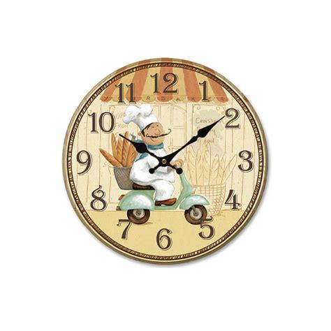 home decor clocks aliexpress buy european rural countryside kitchen
