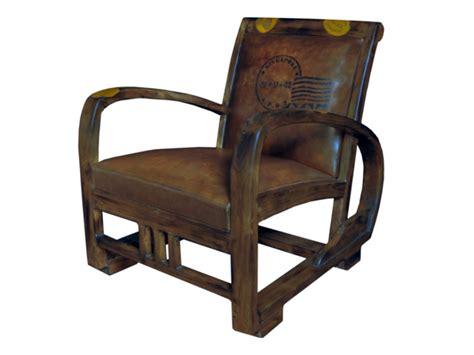 produit pour canapé cuir fauteuil cuir vieilli marron structure teck travel