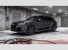Audi Q7 след намеса от ABT и Vossen DRIVERbg
