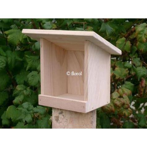 mangeoire bois pour oiseaux du ciel florol votre sp 233 cialiste de l outil de jardin dans la