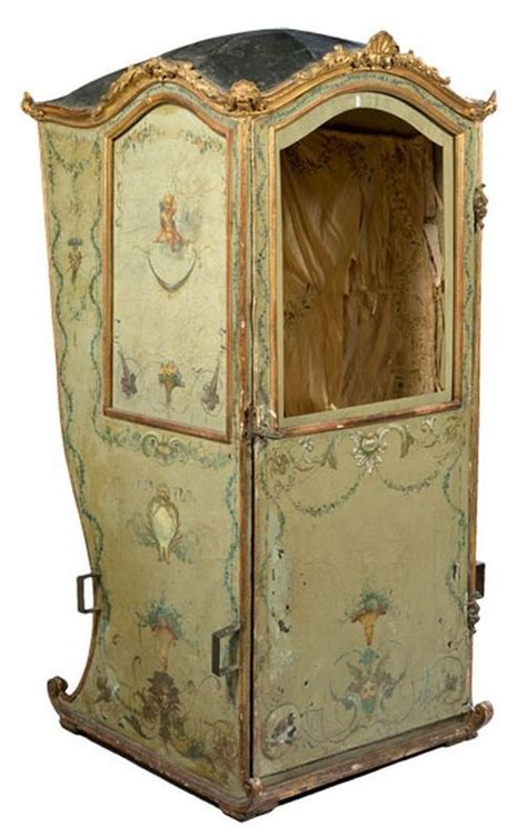 chaise a porteur 60 best sedan chairs images on chairs 18th