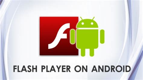 how to and install flash player android phone