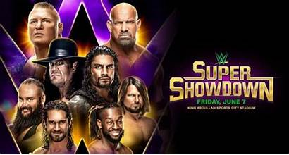 Wwe Undertaker Goldberg Showdown Vs Ever Match