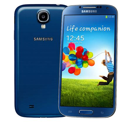 samsung s4 samsung galaxy s4 i545 16gb 13mp blue android phone verizon condition used
