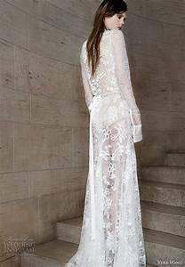 vera wang spring 2015 wedding dresses wedding inspirasi With long sleeve wedding dresses vera wang