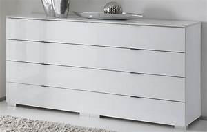 Kommode Weiß 70 Cm Breit : staud sonate schlafzimmer kommode sideboard weiss mit schubladen mehr farben ebay ~ Eleganceandgraceweddings.com Haus und Dekorationen