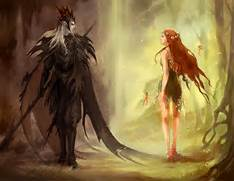 Hades and Persephone -...