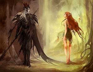 Hades and Persephone - The Olympians Fan Art (12769275 ...