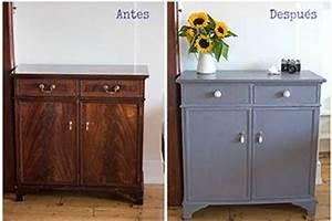 Antes y Después: Transformar un mueble con Chalk Paint