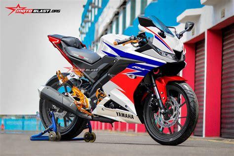 Modivikasi R15 by 77 Gambar Modifikasi Motor R15 Terbaru 2017 Terupdate