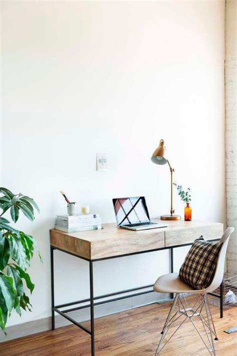 bureau bois et m騁al quel bureau design voyez nos belles idées et choisissez le style de votre bureau archzine fr