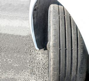 study shows  bald tires