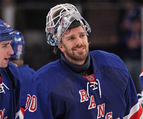 All eyes on NY Rangers All-Star goaltender Henrik ...