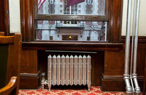 controlling steam radiators   york times