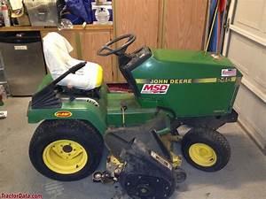 Tractordata Com John Deere 245 Tractor Photos Information